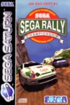 Sega Rally Championship - 1995 - recenzja (Strefa Retro) - Sega Saturn HD gameplay