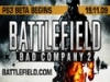 Battlefield: Bad Company 2 - playtest