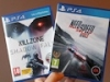 Unboxing gier na PlayStation 4 - Killzone: Shadow Fall oraz Need For Speed: Rivals