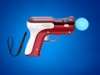 Pistolet do PS3 - PlayStation Move Shooting Attachment - unboxing